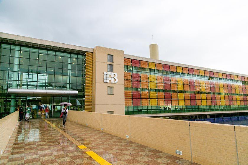 Brasília (DF), 28/03/2017  Fachadas Local: Setor de Grandes Áreas Norte 610 Foto: Felipe Menezes/Metrópoles
